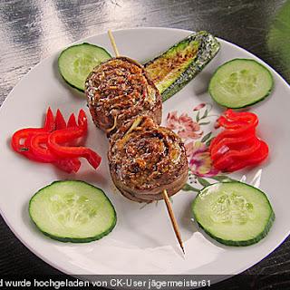 RouladenspießE FüR Den Grill Recipe