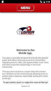 USAPA Pickleball Mobile App- screenshot thumbnail