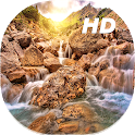 Beautiful Waterfall Live Wallpapers HD icon