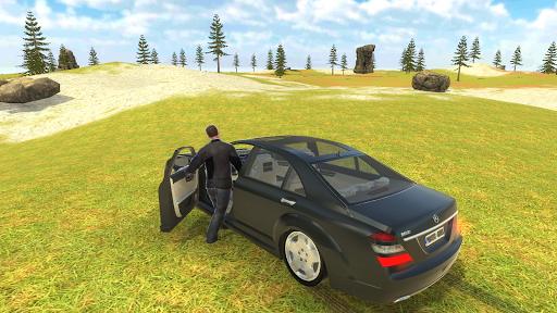 Benz S600 Drift Simulator 1.2 screenshots 14