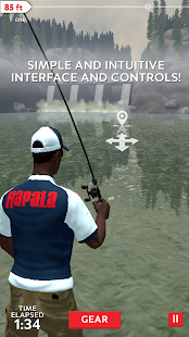 Rapala Fishing - Daily Catch- screenshot thumbnail