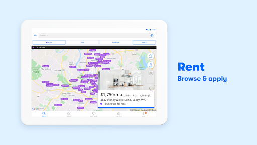 Zillow: Find Houses for Sale & Apartments for Rent screenshot 20