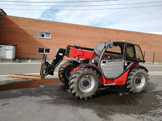 Picture of a MANITOU MT932 ST3B