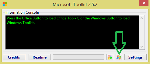 Kích hoạt office tất cả phiên bản với Microsoft Toolkit v2.6.2