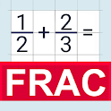Fraction calculator Free icon