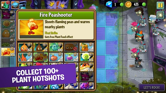 Plants vs Zombies 2 Mod Apk 8.0.1 (Unlimited Coins + Gems) 3
