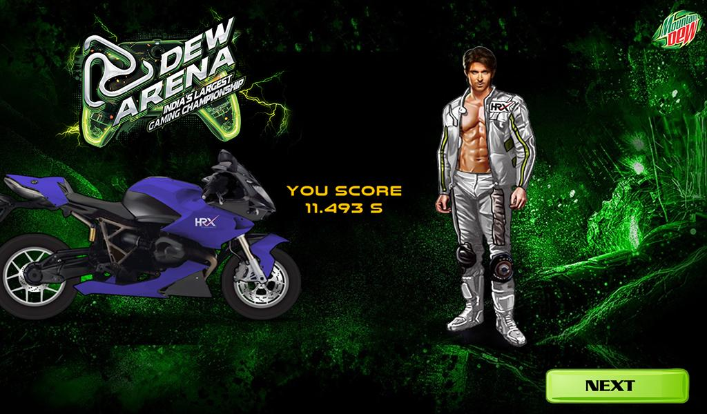 Hrithik Bike Racing- screenshot