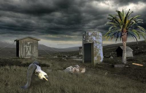 Escape Game Studio - Deserted Place