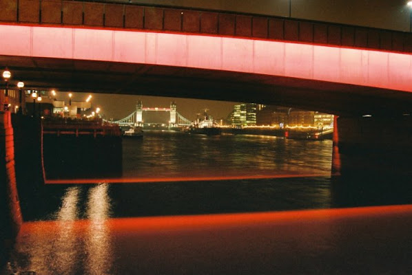 Red London di charlie