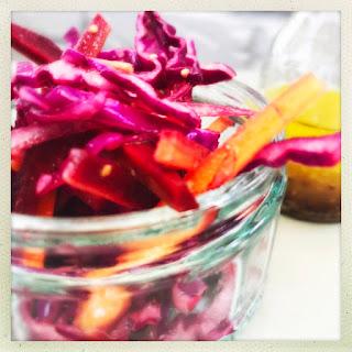 Homemade Healthy Coleslaw Recipe