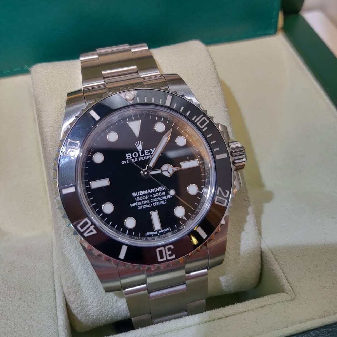 Relojes Exclusivos BA - Rolex 0d3ca28373dd