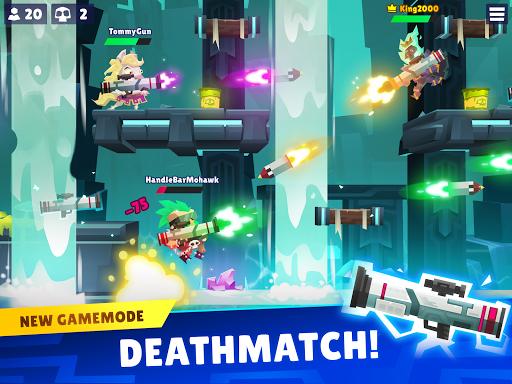 Bullet League - Battle Royale 2020.9.125 screenshots 9