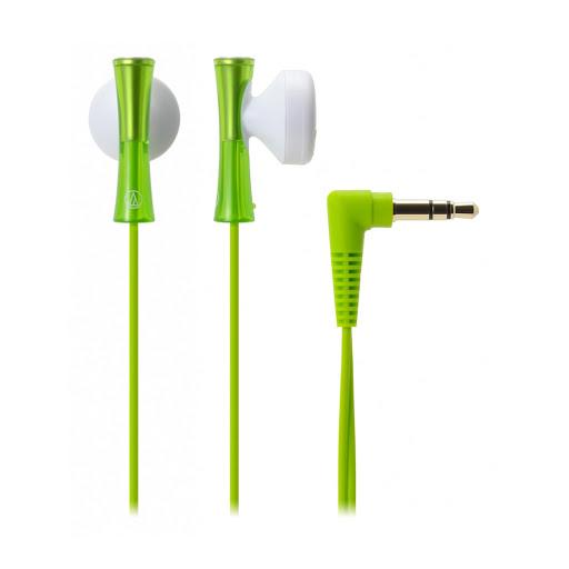 Tai nghe Audio-technica ATH-J100 (Xanh lá)-1