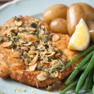 Chicken Almondine Recipes