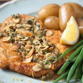Chicken Almondine Recipes.