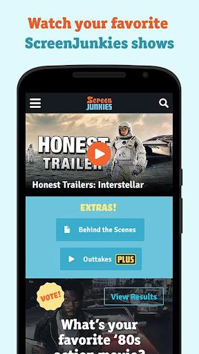 ScreenJunkies – For Movie Fans