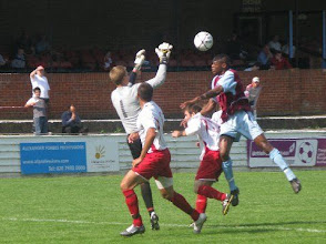 Photo: 30/08/08 v Brading Town (FACP) 5-1 - contributed by Leon Gladwell