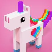 ColorVoxel - Color by Number 3D, Voxel Pixel Art