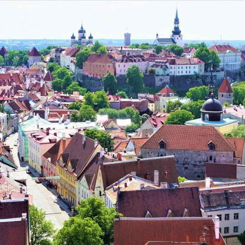 心洗われる静謐さ、エストニアの世界遺産の町・タリンの人々を見守ってきた聖霊教会