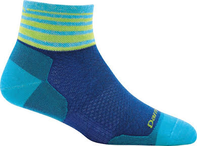 Darn Tough Women's Stripe 1/4 Ultra Light Sock alternate image 0