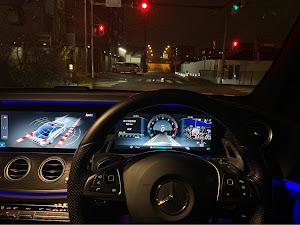 Eクラス セダン  W213型 E200 アバンギャルドスポーツのカスタム事例画像 さだひろさんの2019年03月06日21:35の投稿