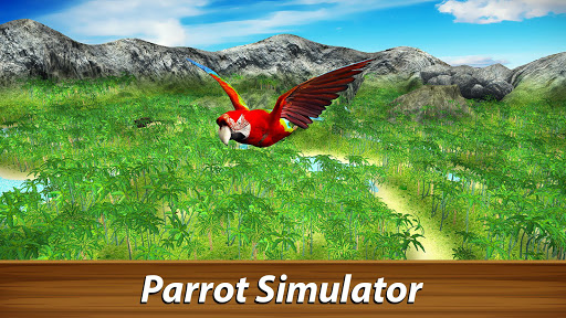 ud83dudc26 Wild Parrot Survival - jungle bird simulator! 1.2.1 screenshots 9
