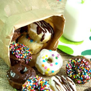 Mini Doughnuts.