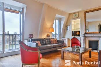 Appartement meublé 4 pièces 126 m2