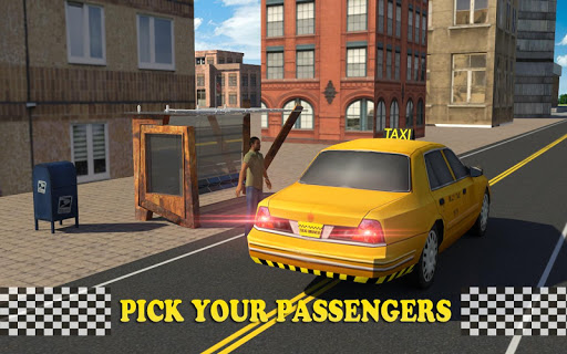 Extreme Real Taxi Driver