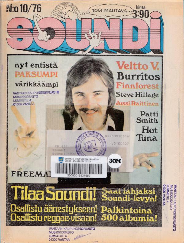 Soundi 10/1976