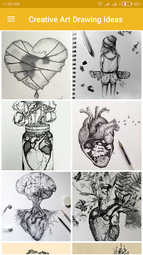 Creative Art Drawing Ideas Apk Download Apkpure Co