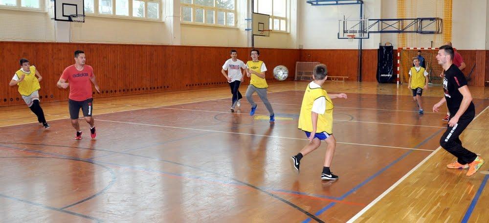 Mikulášsky futbalový turnaj