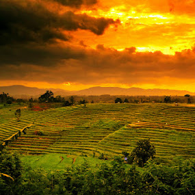 ezzzzzzzzzzzzzxe by Erwan Setyawan - Landscapes Sunsets & Sunrises