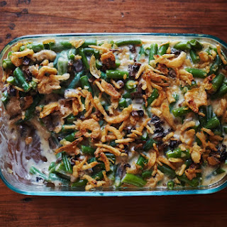 How To Make Classic Green Bean Casserole