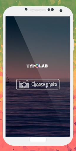 玩免費遊戲APP|下載TypoLab - Easy to create typo. app不用錢|硬是要APP