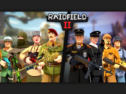 Raidfield 2 – Online WW2 Shooter Mod Apk (Unlimited Bullets) 6