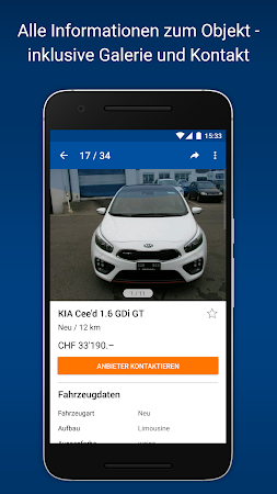 AutoScout24 Schweiz 3.0.5 screenshot 571172