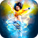 Shimmer Effect Photo Editor icon