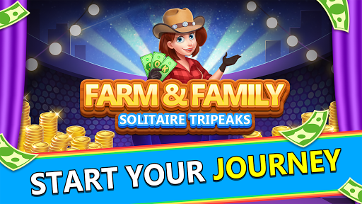 Solitaire Tripeaks: Farm and Family 0.3.7 screenshots 10
