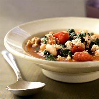 Turkey Soup Provençal.