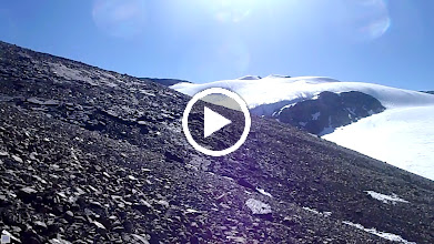 Video: 360° view from the pass at 5700m