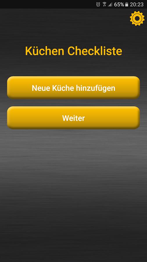 Küchen Selbstkontrolle – Android-Apps auf Google Play
