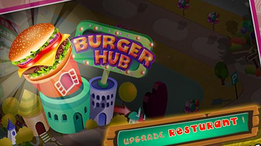 Fast Food Chef Truck : Burger Maker Game 1.0 screenshots 5
