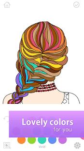 ColorFil - Adult Coloring Book Screenshot
