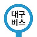 대구버스 - 대구시 버스로, 정류소, 버스도착 정보, 날씨 정보 제공 icon