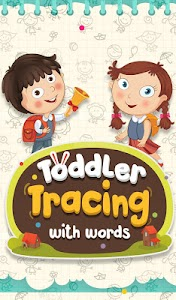 Toddler Tracing With Words v1.0.0