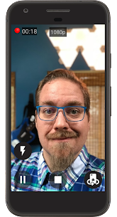 Vlog Snapcam – play pause switch camera App Download For Android 5