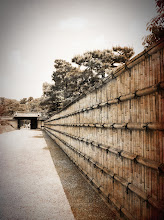 Photo: Nijo Castle, home of the shogun.