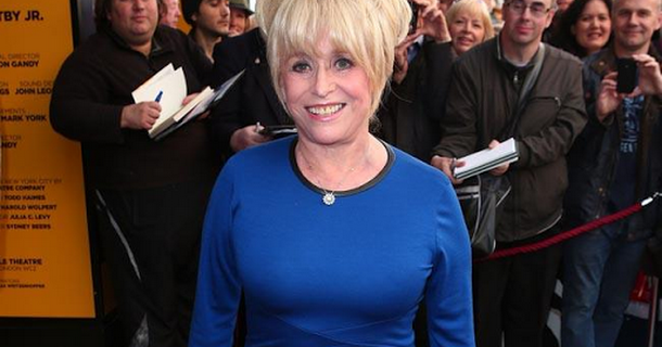 Dame Barbara Windsor asked about biopic in the past