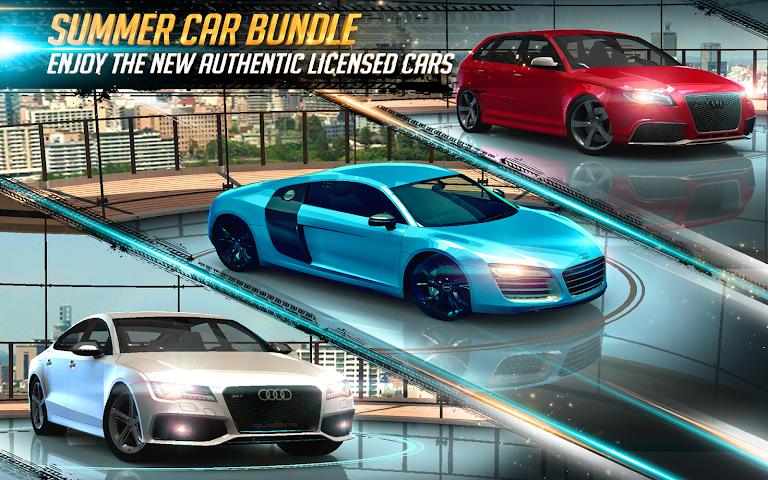 android Nitro Nation Racing Screenshot 1